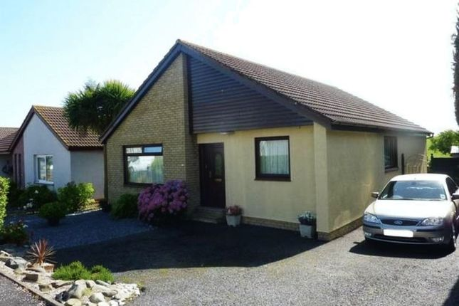 3 bed detached bungalow for sale in Harbour Terrace, Drummore, Stranraer