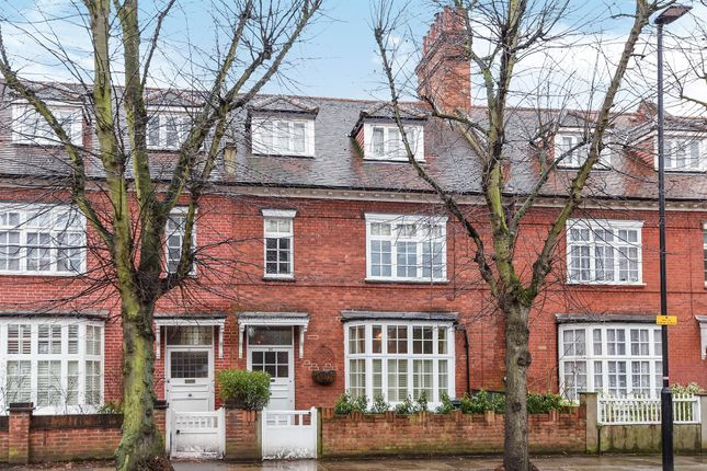Thumbnail Terraced house for sale in Bath Road, Chiswick, London