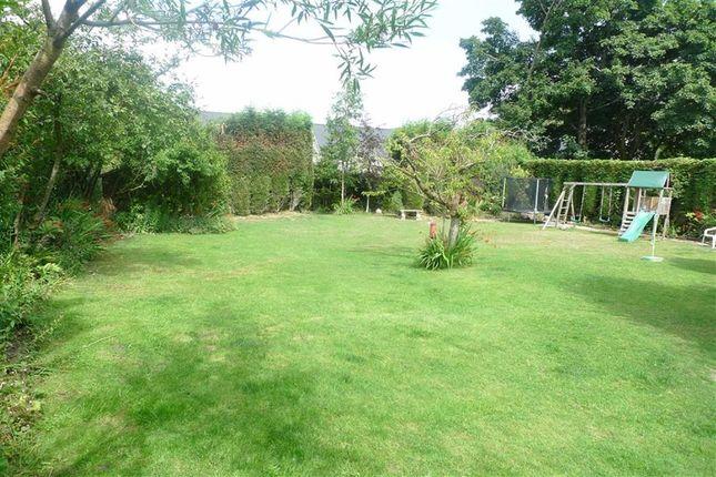 Gardens of Bishops Lane, Buxton, Derbyshire SK17
