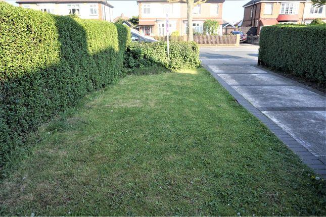 Front Garden of Yarborough Road, Grimsby DN34