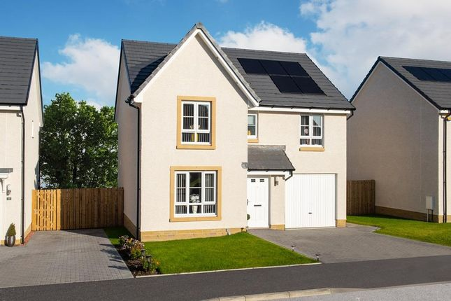 "Thumbnail Detached house for sale in ""Dunbar"" at Kirkintilloch, Glasgow"