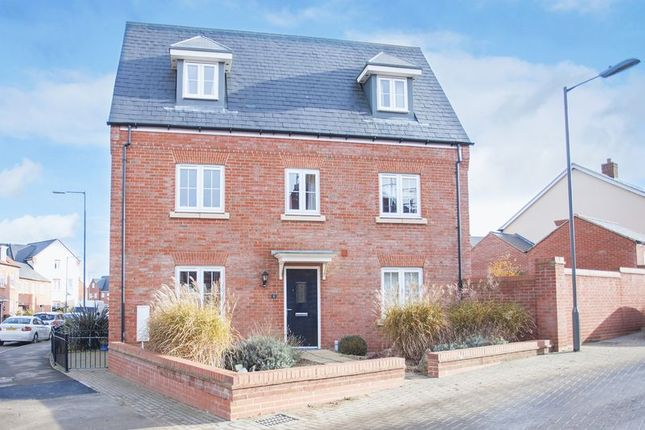 Thumbnail Town house to rent in Lace Lane, Buckingham
