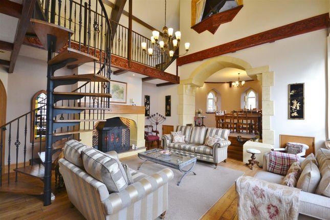 Lounge of Brook, Laugharne, Carmarthen SA33