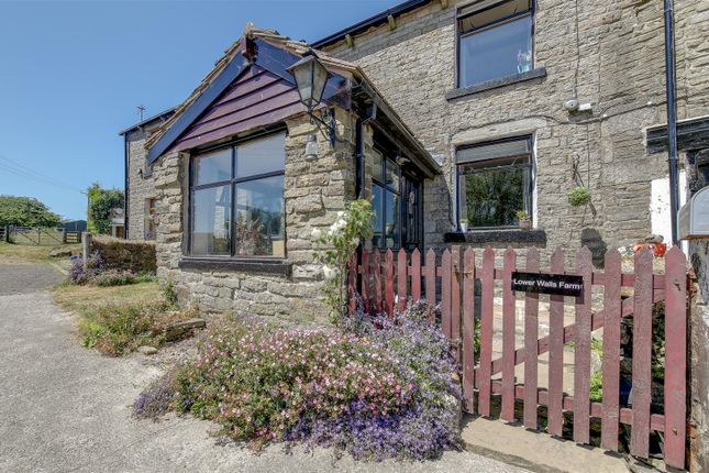 Thumbnail Barn conversion for sale in Walls Clough, Lumb, Rossendale