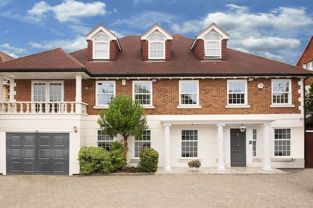 Thumbnail Detached house for sale in Hainault Road, Chigwell