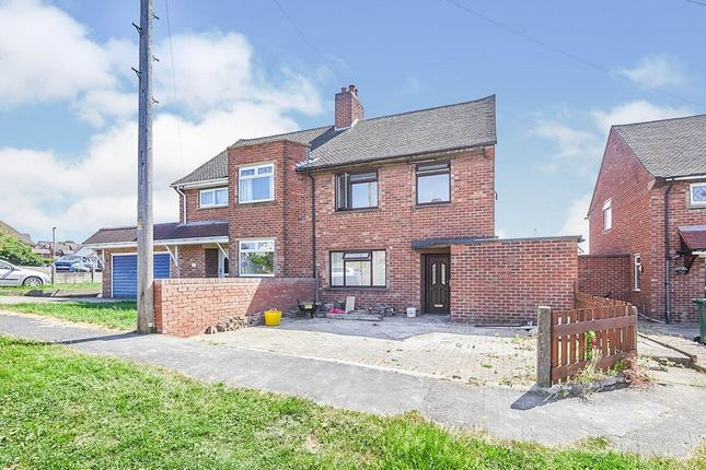 3 bed semi-detached house to rent in Elmsleigh Close, Midway, Swadlincote DE11