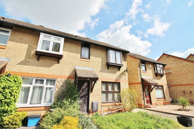 Thumbnail End terrace house for sale in Hookstone Way, Woodford Green, Essex