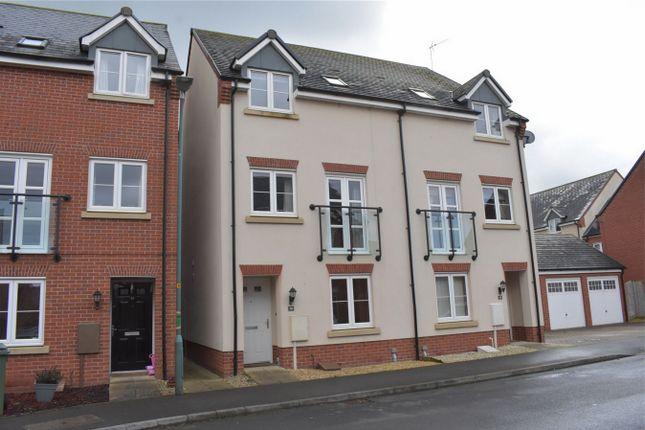 Thumbnail Semi-detached house for sale in Webbs Way, Rosefields, Tewkesbury, Gloucestershire