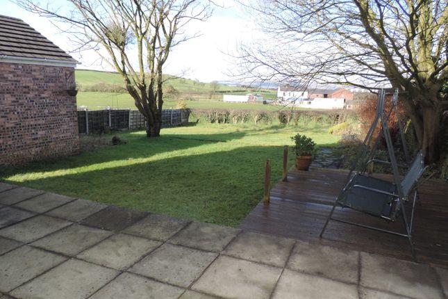 Rear Garden of Thornham Old Road, Royton, Oldham OL2