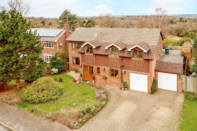 Thumbnail Detached house for sale in Asher Reeds, Langton Green, Tunbridge Wells, Kent