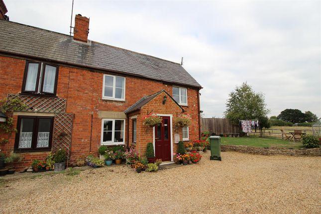 Thumbnail End terrace house for sale in Foxham Lock, Foxham, Chippenham