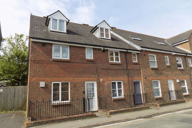 Thumbnail Flat for sale in High Street, Fordington, Dorchester, Dorset