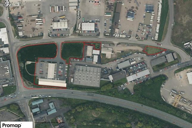 Thumbnail Light industrial to let in Puddlers Road, Middlesbrough
