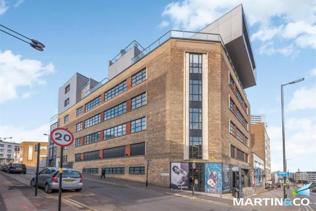Thumbnail Flat for sale in Concord House, Marshall Street, Birmingham