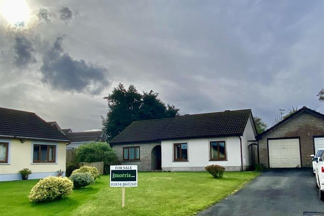 Thumbnail Detached bungalow for sale in Springfield Park, Narberth