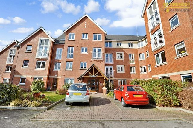 Thumbnail Flat for sale in Hathaway Court, Stratford-Upon-Avon
