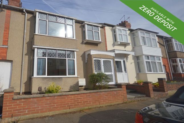 Thumbnail Terraced house to rent in Linden Road, Abington, Northampton