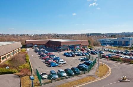 Thumbnail Office to let in 3 Sandringham Park, Swansea, Swansea