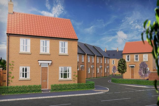 Thumbnail Detached house for sale in Gowthorpe, Selby