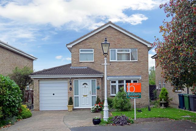 Thumbnail Detached house for sale in Whittington Close, Sundorne Castle, Shrewsbury
