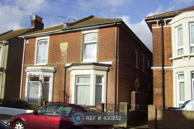 Thumbnail Semi-detached house to rent in Montgomerie Road, Southsea