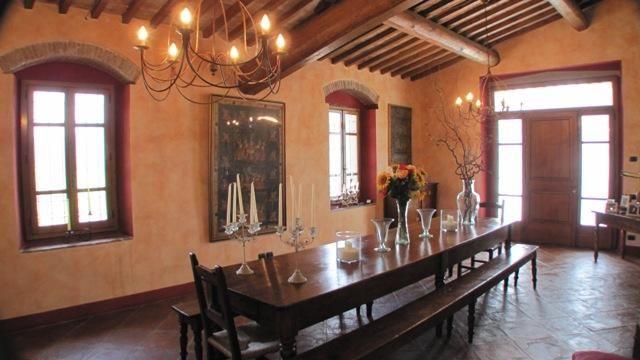 Picture No.05 of Panoramic Farmhouse Restoration, Chianti, Tuscany