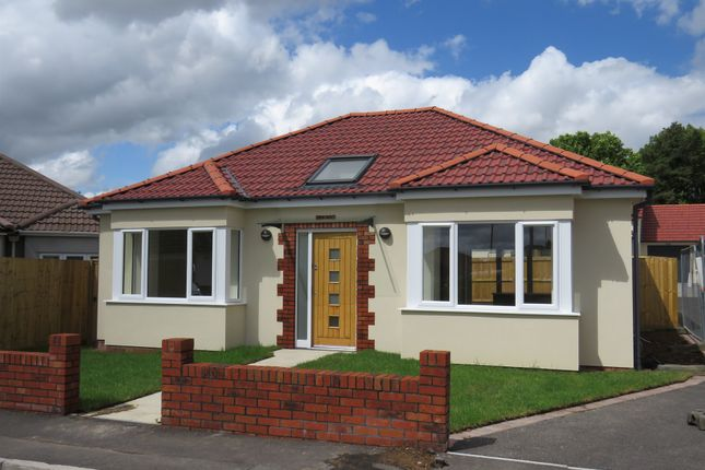 Thumbnail Detached bungalow for sale in Maisemore Avenue, Patchway, Bristol