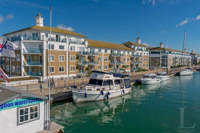 Thumbnail Flat for sale in The Strand, Brighton Marina Village, Brighton
