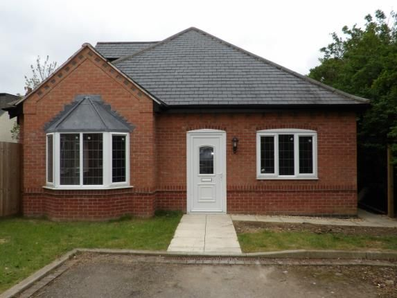 Thumbnail Bungalow for sale in Firfield Avenue, Birstall, Leicester, Leicestershire