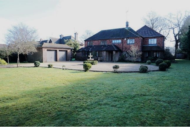 Thumbnail Detached house for sale in Horsted Lane, Uckfield