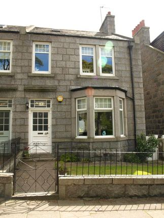Thumbnail Semi-detached house to rent in Devanha Gardens South, Aberdeen