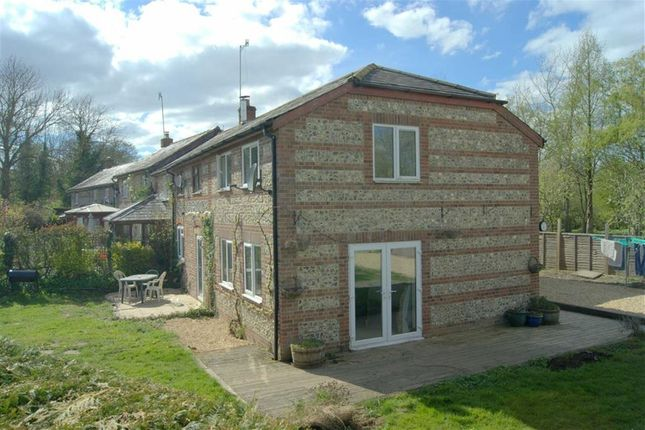 Thumbnail Semi-detached house for sale in Lamplands, Ramsbury, Wiltshire