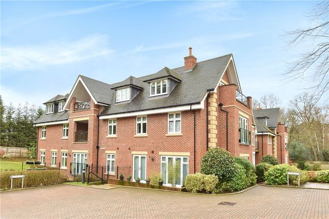 Thumbnail Flat for sale in Villiers House, London Road, Sunningdale