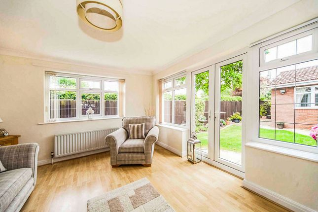 Thumbnail Detached bungalow for sale in Meadow Drive, Hartlepool
