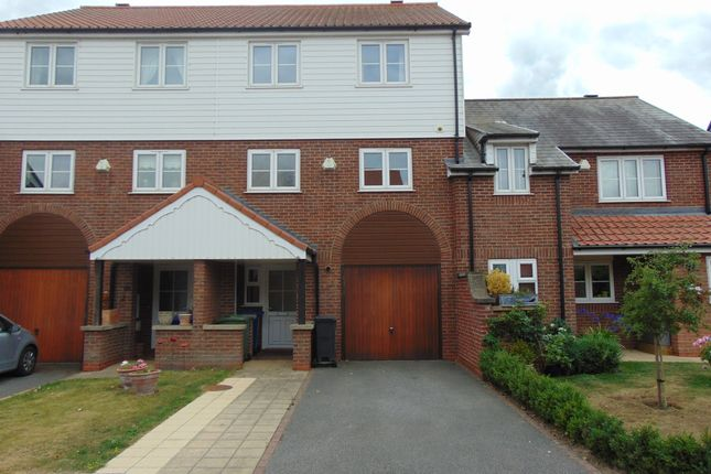 Thumbnail Town house to rent in Marine Approach, Burton Waters, Lincoln