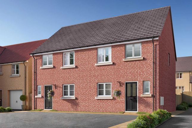 """3 bed semi-detached house for sale in """"The Eveleigh"""" at Showground Road, Malton YO17"""