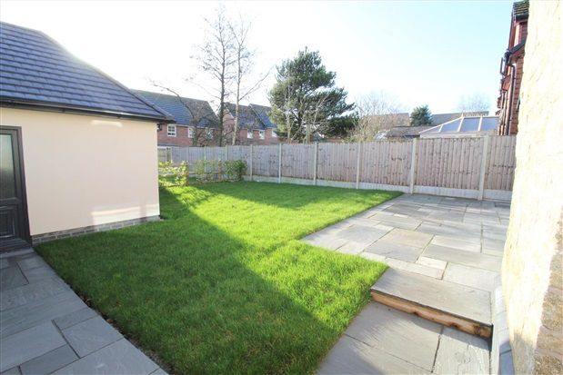 Rear Garden of Kepple Lane, Preston PR3