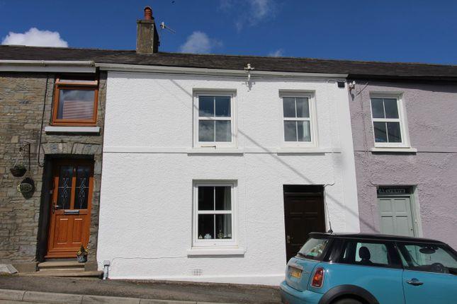 Thumbnail Terraced house for sale in Llansawel, Llandeilo