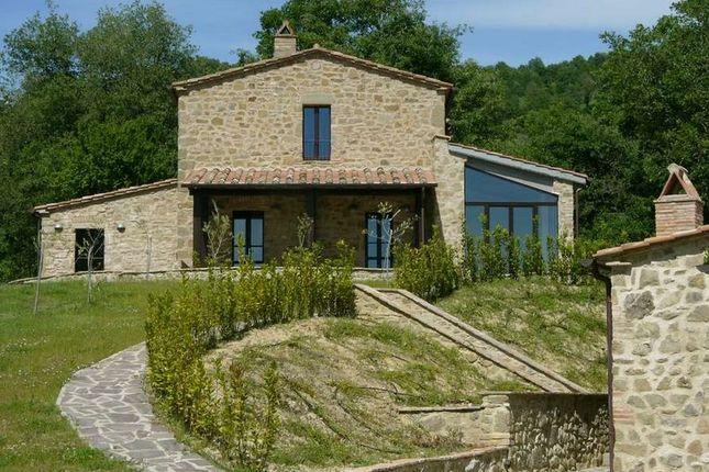 Thumbnail Farmhouse for sale in Preggio, Umbertide, Perugia, Umbria, Italy