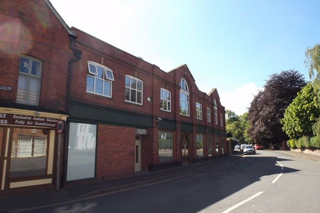 Studio to rent in Cantilupe Street, Hereford HR1
