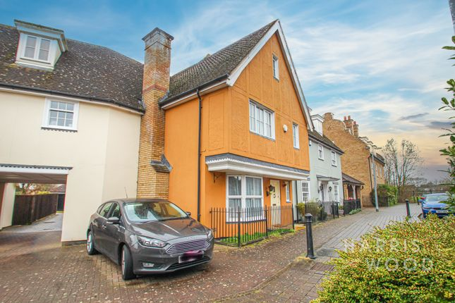 Thumbnail 1 bed detached house to rent in Clunford Place, Springfield, Chelmsford