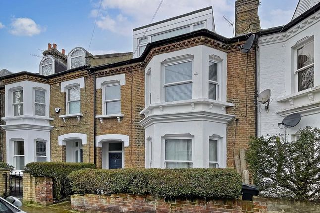 Thumbnail Flat to rent in Upham Park Road, London