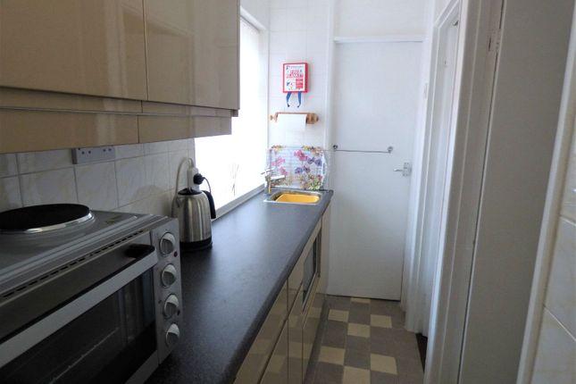 Kitchen of Vanity Farm, Leysdown Road, Leysdown, Kent ME12