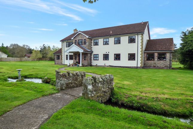 Thumbnail Detached house for sale in Kirknewton, Wooler