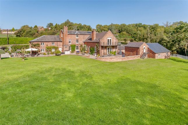 Thumbnail Detached house for sale in Redhill, Hook A Gate, Shrewsbury, Shropshire