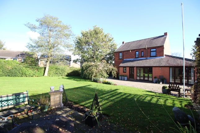 4 bed detached house for sale in Fearnley Drive, Ossett