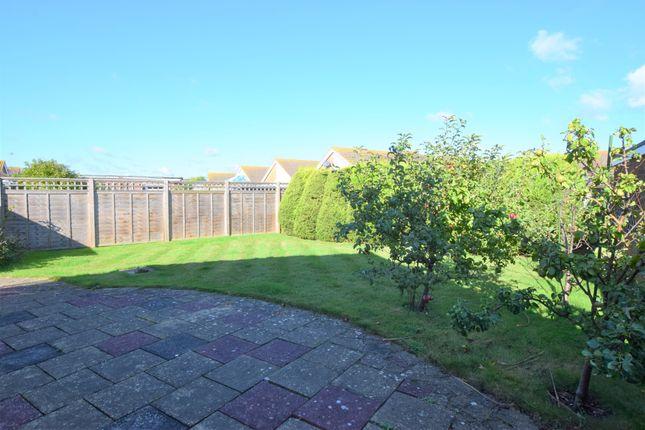 Rear Garden of Golding Road, Eastbourne BN23