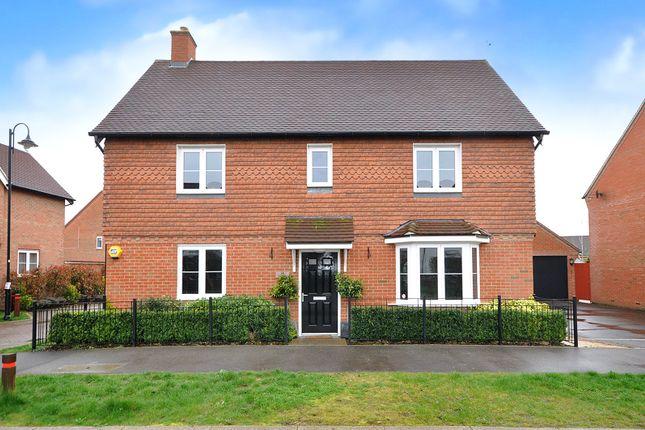 Thumbnail Detached house for sale in Broadbridge Heath, West Sussex