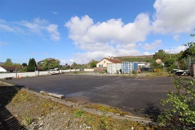 Thumbnail Land for sale in Building Plot, Moss Road, Ullapool, Ross-Shire
