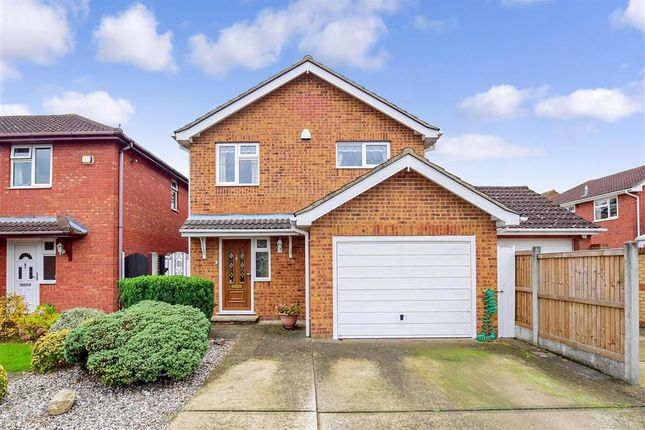 Front Elevation of Spellbrook Close, Wickford, Essex SS12